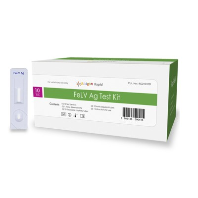 FeLV Ag (10 pruebas)